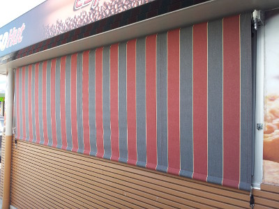 Awnings Rcr Security Amp Blinds